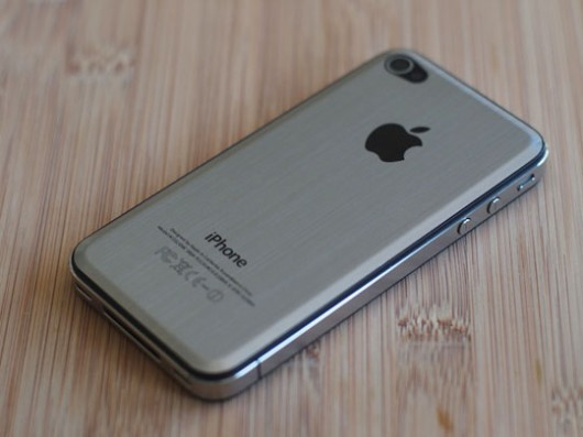 custodia aluminium iphone