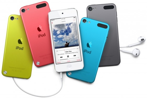 Apple lancia iPod Touch quinta generazione da 16 GB