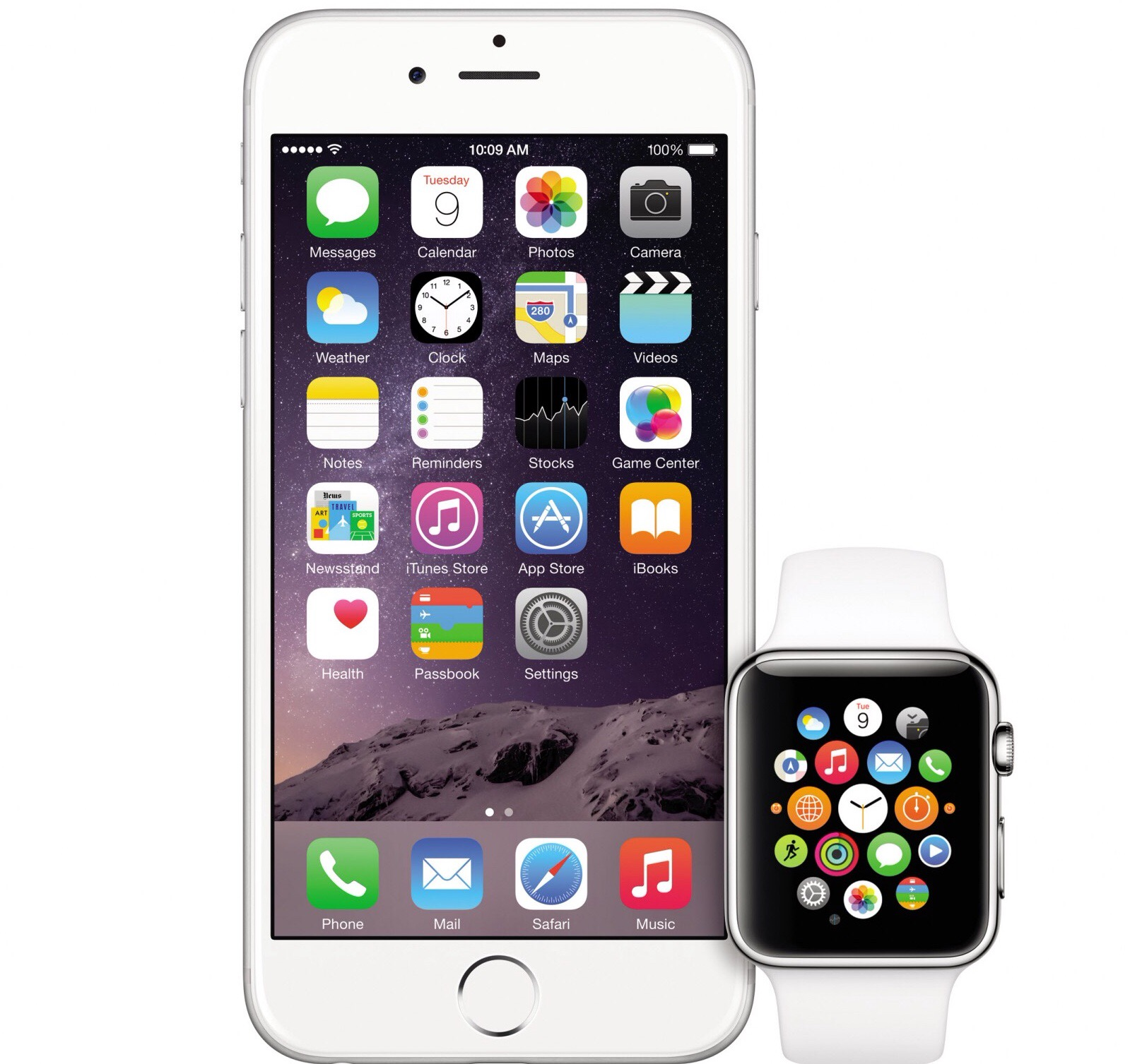 Interfaccia dell'Apple Watch su iPhone, ecco come fare [Cydia]