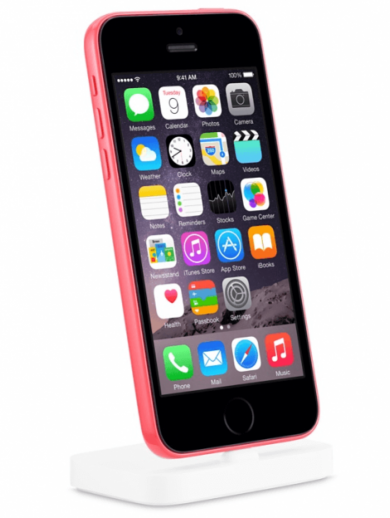 Sul sito Apple appare un iPhone 5C con Touch ID