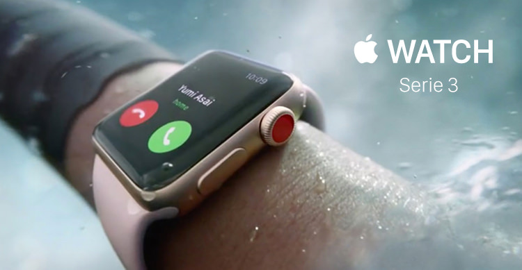 Pubblicato lo spot di Apple Watch Serie 3 con LTE e Apple Music