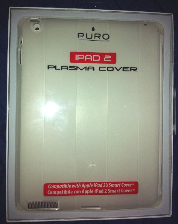 Custodia per iPad 2 Puro Plasma Cover | RECENSIONE + Video