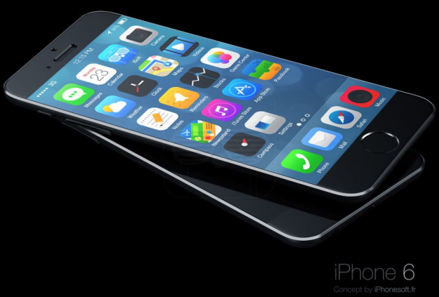 iPhone 6 4.7 pollici mostrato in un primo hands-on