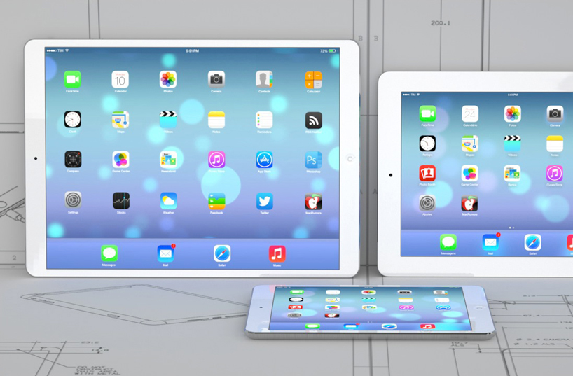 "iPad Pro 12,9"" e iPad Air 2: display forniti da Samsung 
